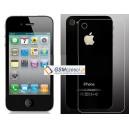 Ochronne szkło hartowane iPhone 4 4s na tylną klapkę TYŁ