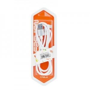 Kabel USB - Typ C 3.0 kąt 90 stopni różne kolory